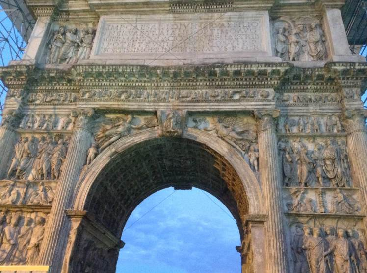 Trajan's Arch at Beneventum