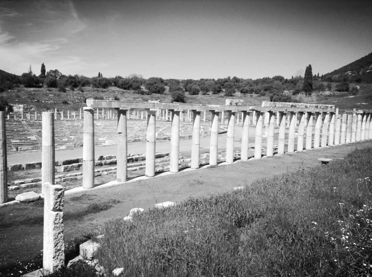 The stadion column