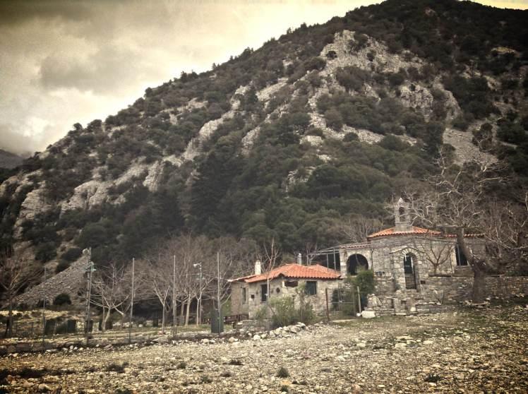 The church of Panagia Kapsodematousa