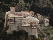 Monastery in Athos