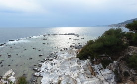 Thassos marble has been the wealth of the island for centuries