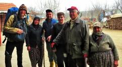My first hosts in Korocü village