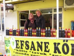 Beetroot Pekmez (molasses) is a speciality