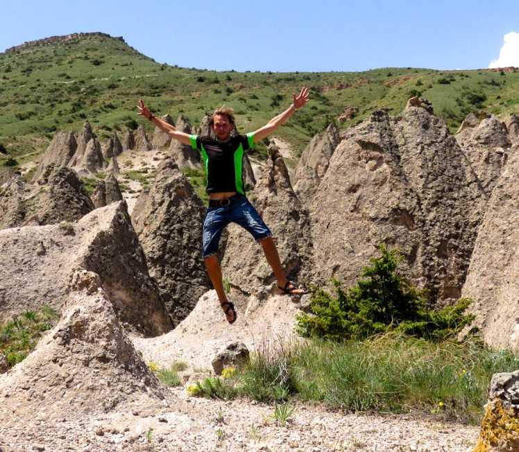 Thanks as always to Luna sandals - wandering around the luna landscape of cappadocia was soooo much more enjoyable in my LUNAs :-)