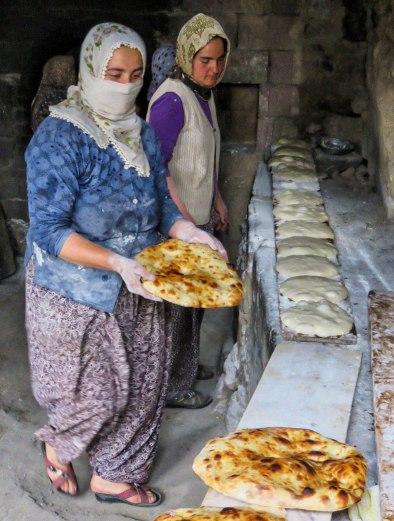 a village bakery